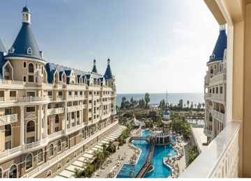 Haydar pasha Palace Hotel Turkler