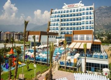 Sun Star Hotel Kestel Transfer